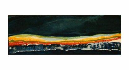 "Tuscany 1 - 6"" x 13"", Miniature Canvas"