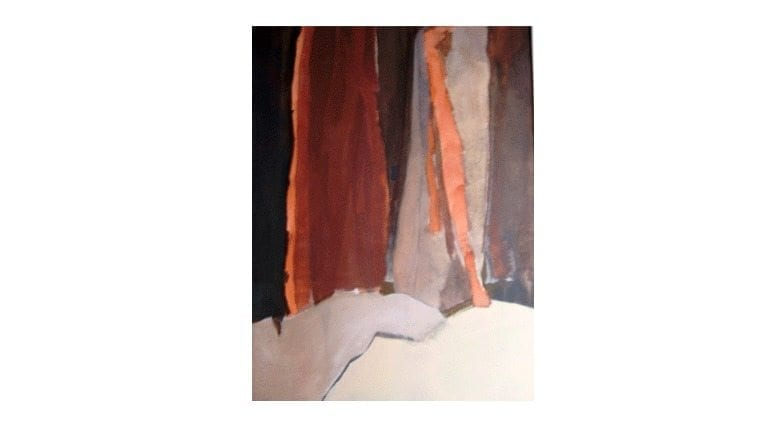 Trees - 6' x 3.5', Canvas