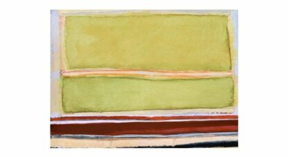 KC's Colors - 3' x 4', Acrylic on Canvas