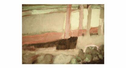 """Garden of Gethsemane - 30"""" x 22"""", Acrylic"""