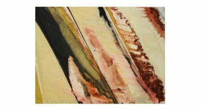 """Doubt - 36"""" x 40"""", Acrylic on Canvas"""