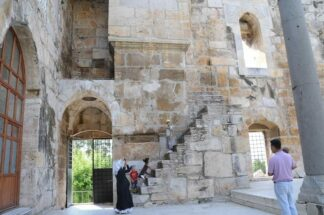 Chapter 15 Mother Mary's House, Turkey
